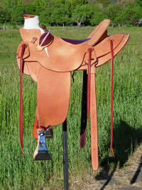 Rough Out Saddles: Image 3