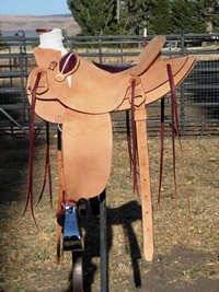 Rough Out Saddles: Image 4