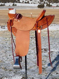 Stamped Saddles : Image 3