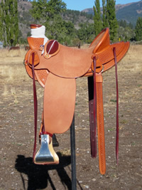 Stamped Saddles : Image 4