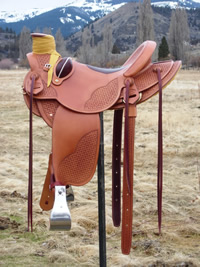 Stamped Saddles : Image 5