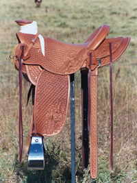 Stamped Saddles : Image 8